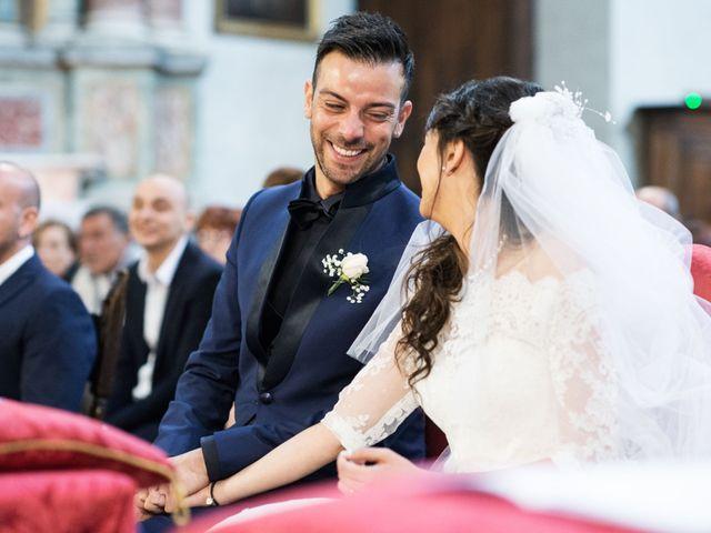 Il matrimonio di Rocco e Azzurra a Grosio, Sondrio 13