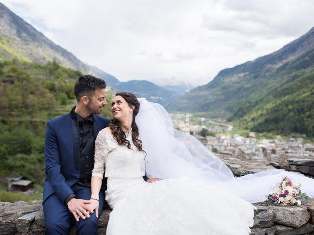 Le nozze di Azzurra e Rocco