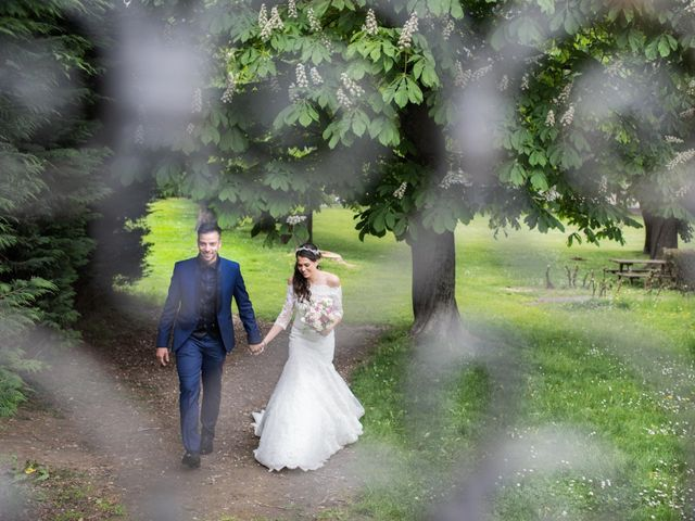Il matrimonio di Rocco e Azzurra a Grosio, Sondrio 22
