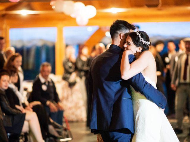 Il matrimonio di Rocco e Azzurra a Grosio, Sondrio 32