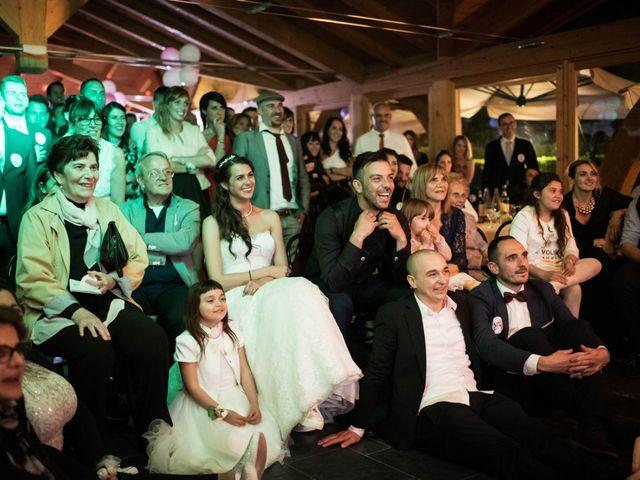 Il matrimonio di Rocco e Azzurra a Grosio, Sondrio 36