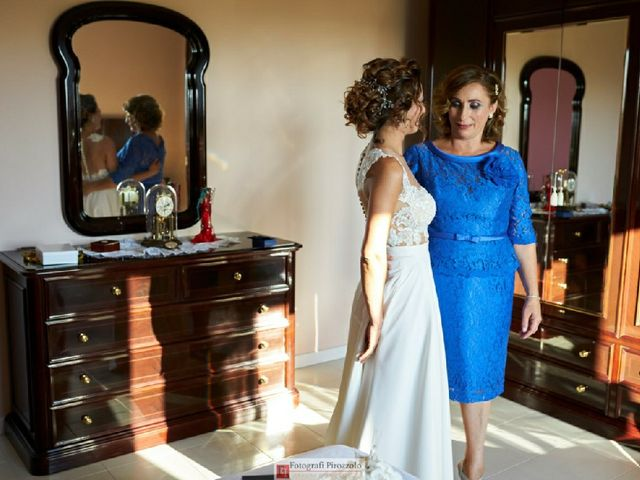 Il matrimonio di Alessio e Elisabetta a Corigliano Calabro, Cosenza 4