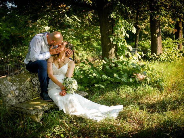 Le nozze di Monia e Michele