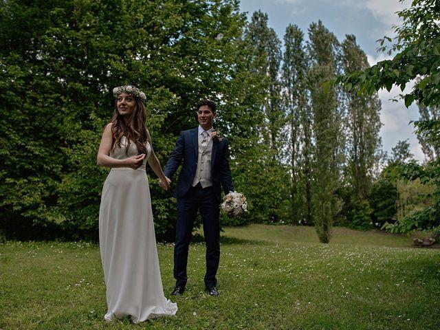 Il matrimonio di Matteo e Greta a San Lazzaro di Savena, Bologna 10