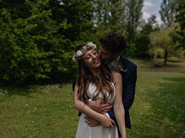 Il matrimonio di Matteo e Greta a San Lazzaro di Savena, Bologna 13