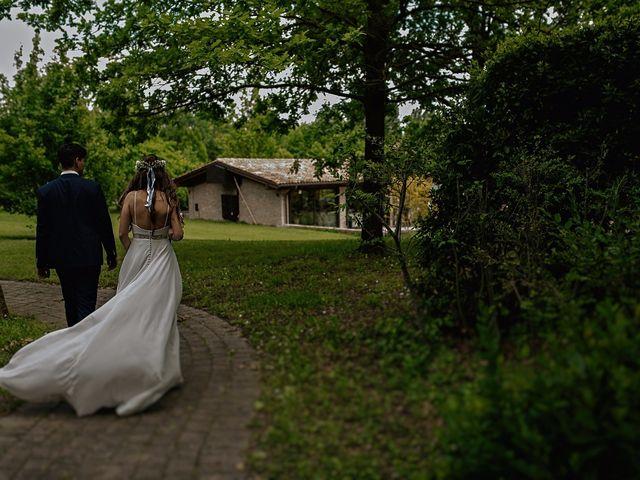 Il matrimonio di Matteo e Greta a San Lazzaro di Savena, Bologna 19