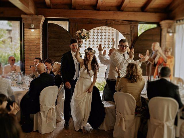 Il matrimonio di Matteo e Greta a San Lazzaro di Savena, Bologna 22