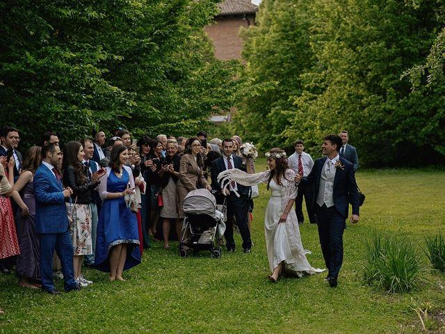 Il matrimonio di Matteo e Greta a San Lazzaro di Savena, Bologna 23
