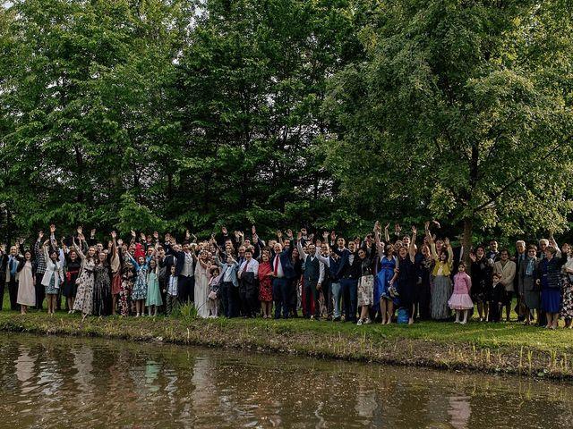 Il matrimonio di Matteo e Greta a San Lazzaro di Savena, Bologna 28