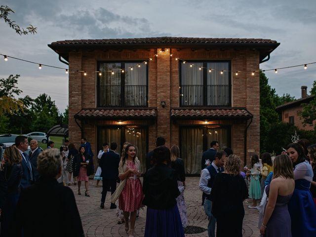 Il matrimonio di Matteo e Greta a San Lazzaro di Savena, Bologna 31