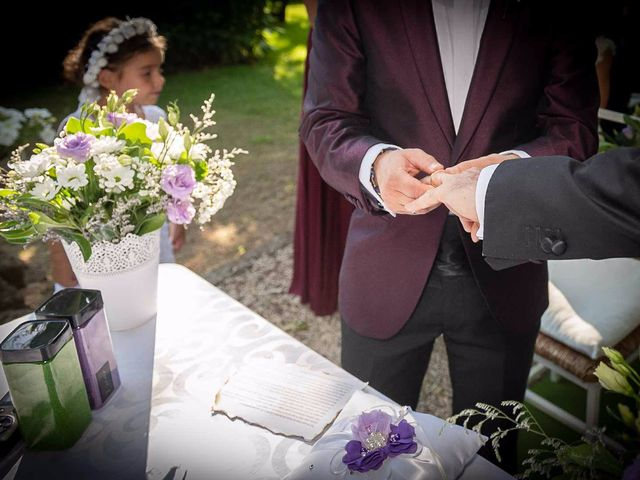 Il matrimonio di Fulvio e Giancarlo a Sutri, Viterbo 14