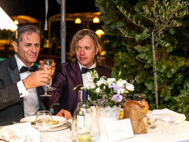 Il matrimonio di Fulvio e Giancarlo a Sutri, Viterbo 22