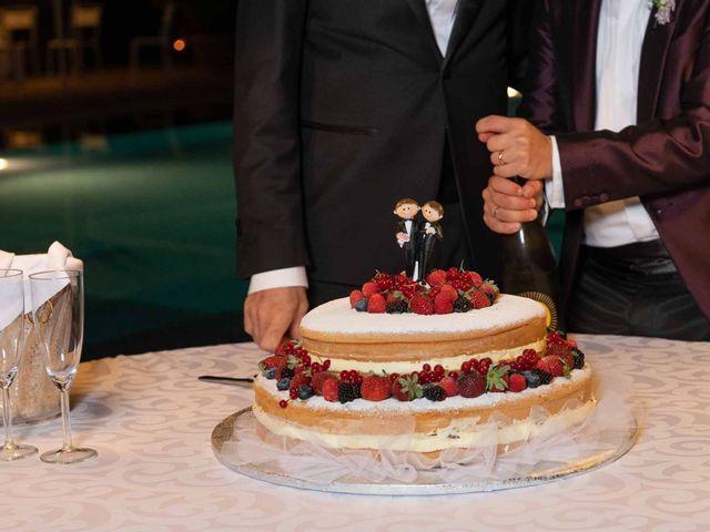 Il matrimonio di Fulvio e Giancarlo a Sutri, Viterbo 27