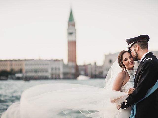 Le nozze di Ilenia e Savino