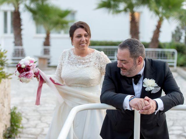 Il matrimonio di Consiglio e Elisabetta a Nardò, Lecce 42