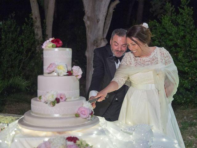 Il matrimonio di Consiglio e Elisabetta a Nardò, Lecce 47