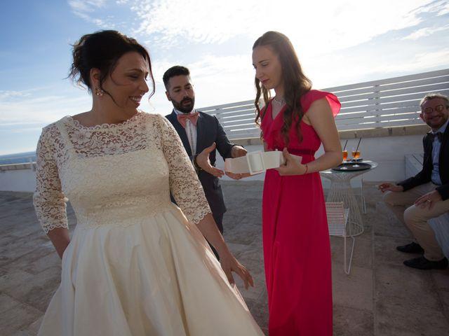 Il matrimonio di Consiglio e Elisabetta a Nardò, Lecce 70