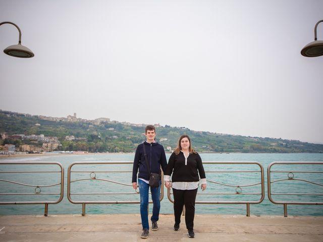 Il matrimonio di Gabriele e Valentina a Vasto, Chieti 4