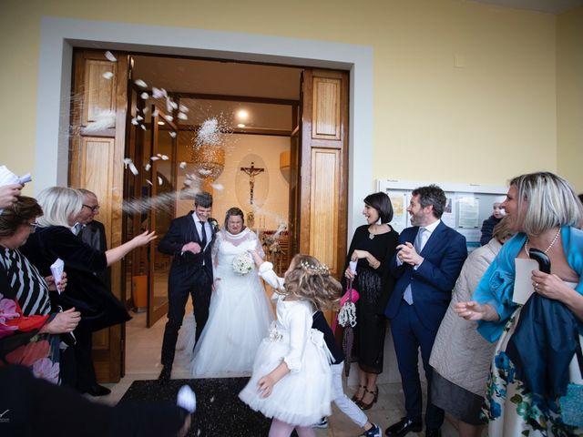 Il matrimonio di Gabriele e Valentina a Vasto, Chieti 22