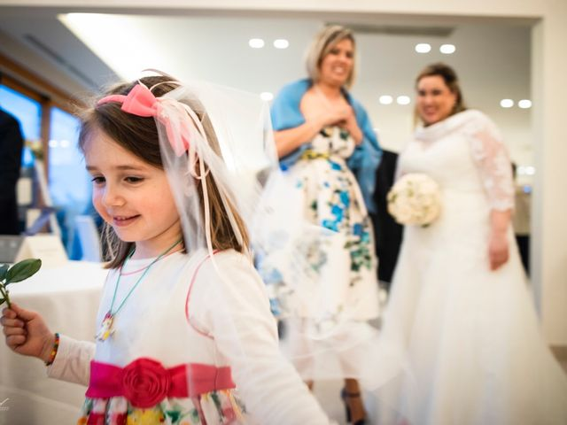 Il matrimonio di Gabriele e Valentina a Vasto, Chieti 37