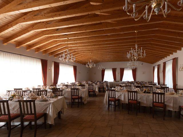 Il matrimonio di Elia e Elena a Barghe, Brescia 4
