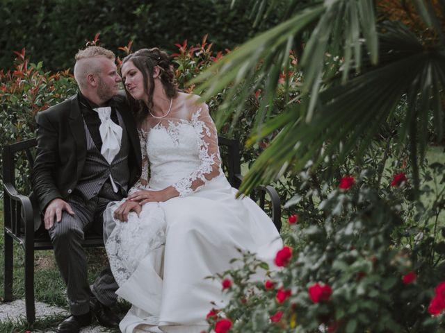 Il matrimonio di Elia e Elena a Barghe, Brescia 5