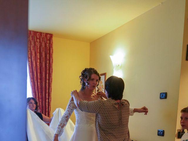 Il matrimonio di Elia e Elena a Barghe, Brescia 15