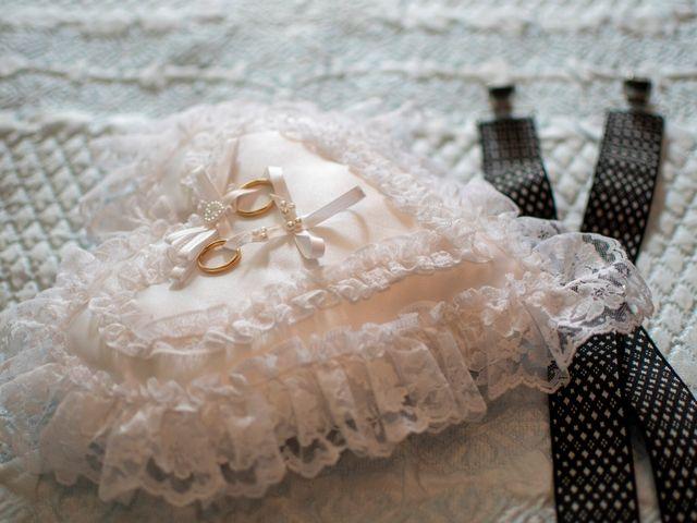 Il matrimonio di Elia e Elena a Barghe, Brescia 23