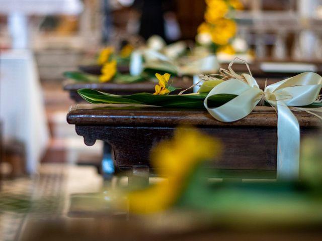 Il matrimonio di Elia e Elena a Barghe, Brescia 29