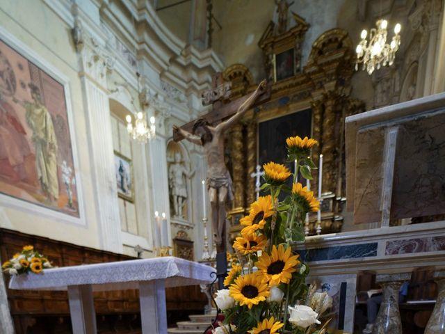 Il matrimonio di Elia e Elena a Barghe, Brescia 30