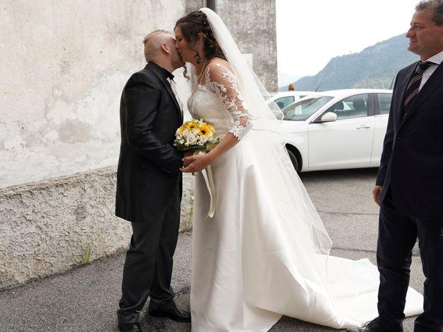Il matrimonio di Elia e Elena a Barghe, Brescia 36