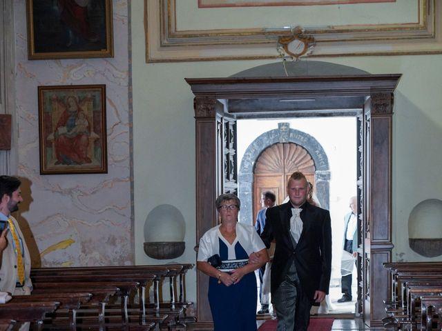 Il matrimonio di Elia e Elena a Barghe, Brescia 37