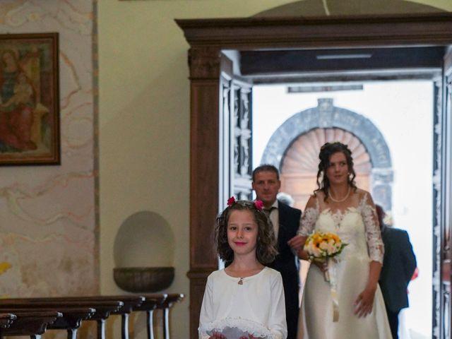 Il matrimonio di Elia e Elena a Barghe, Brescia 38