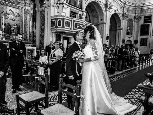 Il matrimonio di Elia e Elena a Barghe, Brescia 39