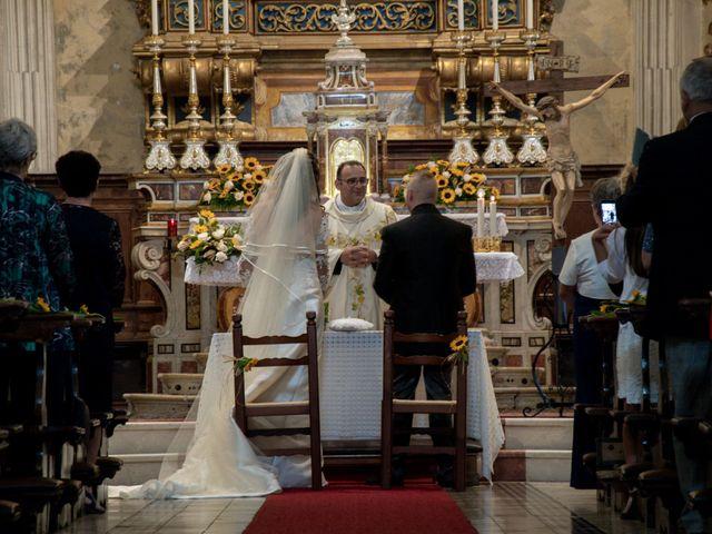Il matrimonio di Elia e Elena a Barghe, Brescia 41