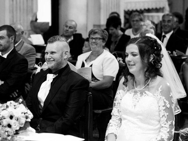 Il matrimonio di Elia e Elena a Barghe, Brescia 42