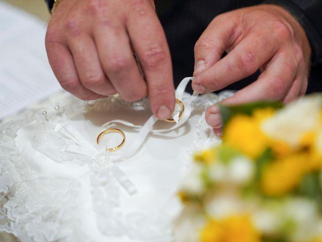 Il matrimonio di Elia e Elena a Barghe, Brescia 1