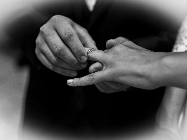 Il matrimonio di Elia e Elena a Barghe, Brescia 43