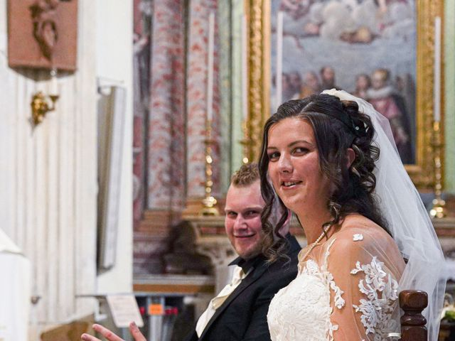 Il matrimonio di Elia e Elena a Barghe, Brescia 46