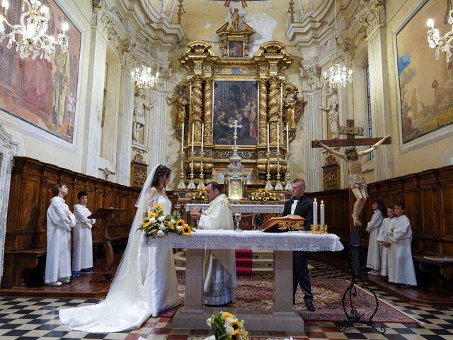 Il matrimonio di Elia e Elena a Barghe, Brescia 48