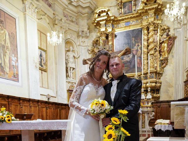 Il matrimonio di Elia e Elena a Barghe, Brescia 50