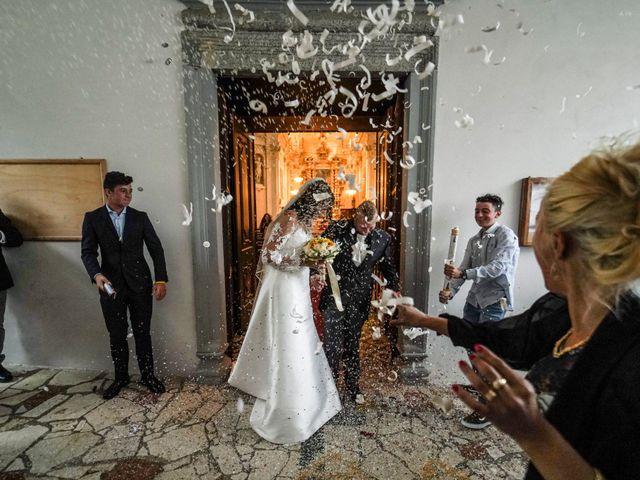 Il matrimonio di Elia e Elena a Barghe, Brescia 51