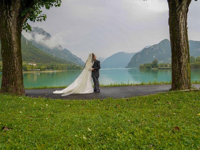 Il matrimonio di Elia e Elena a Barghe, Brescia 55