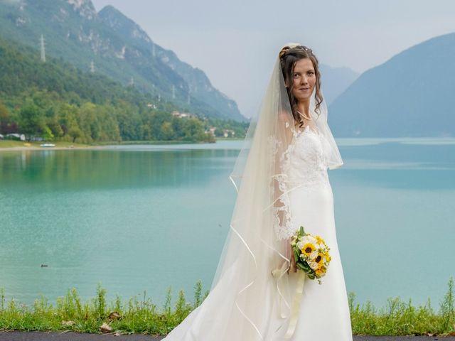 Il matrimonio di Elia e Elena a Barghe, Brescia 57