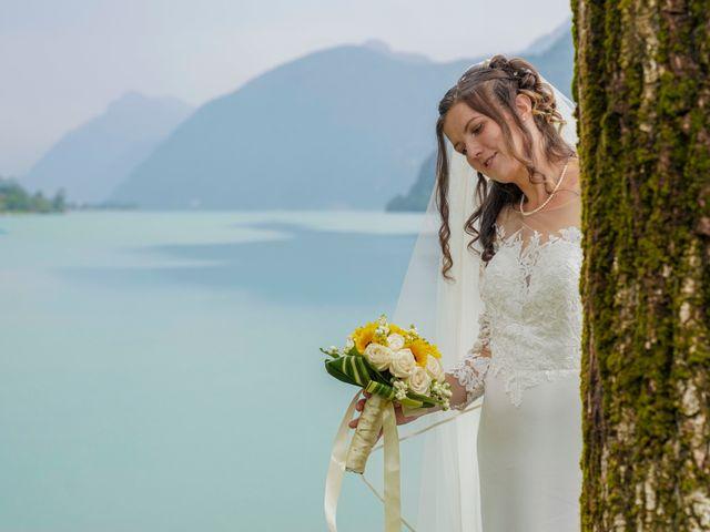 Il matrimonio di Elia e Elena a Barghe, Brescia 62