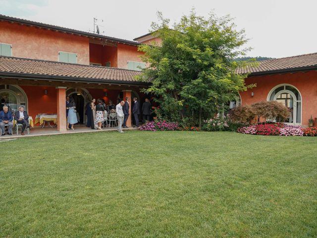 Il matrimonio di Elia e Elena a Barghe, Brescia 66