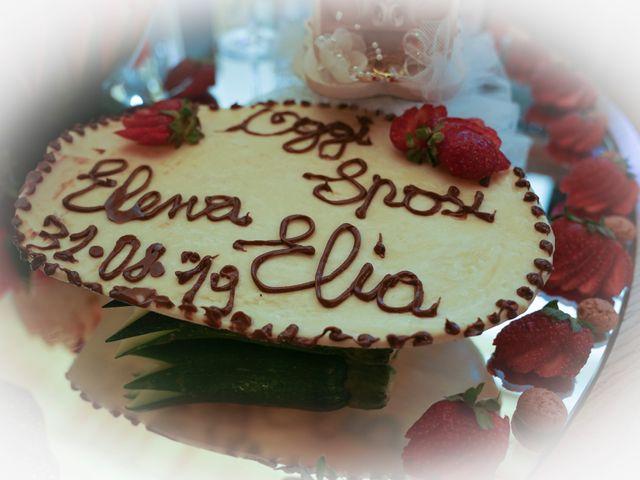 Il matrimonio di Elia e Elena a Barghe, Brescia 71