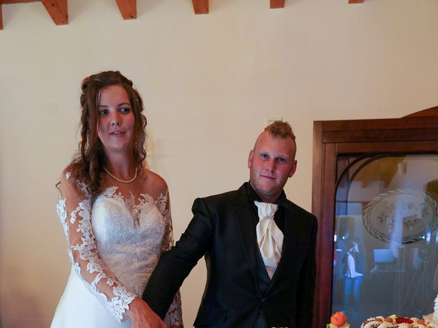 Il matrimonio di Elia e Elena a Barghe, Brescia 72