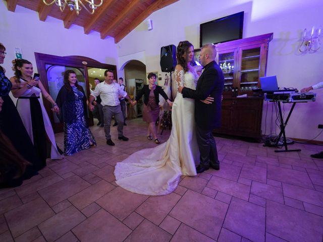 Il matrimonio di Elia e Elena a Barghe, Brescia 77