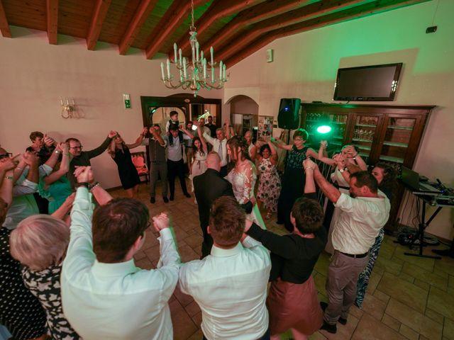 Il matrimonio di Elia e Elena a Barghe, Brescia 79